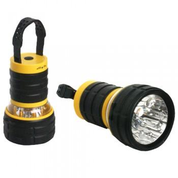 LINTERNA FAROL DUAL LED LI 01 BROKSOL BROGAS