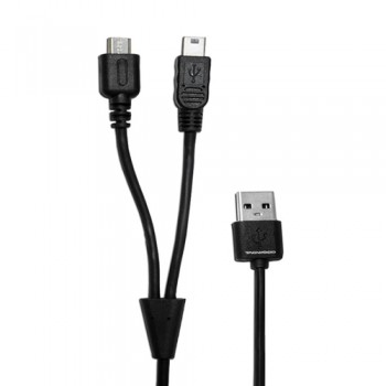 CABLE MICRO/MINI USB PARA BLACKBERRY IPHO03