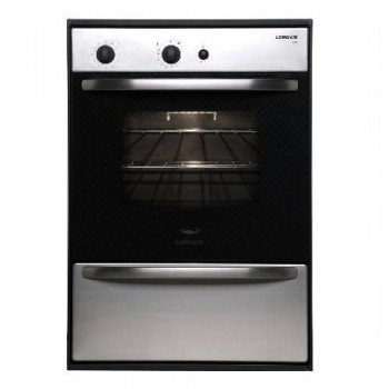 Horno a Gas inoxidable Longvie H14600X