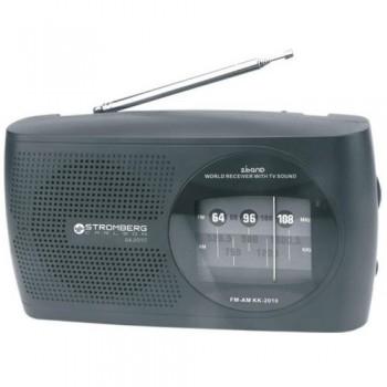RADIO PORTATIL STROMBERG CARLSON FM AM RA 2010