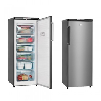 Freezer Vertical Vondom Fr140 Acero Inoxidable Digital 164l Clase A