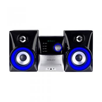 MINICOMPONENTE NOBLEX MNX 150BT 1800W BLUETOOTH CD MP3 AM FM