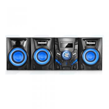 MINICOMPONENTE NOBLEX MNX550BT 4500W BLUETOOTH CD MP3 AM FM