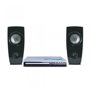 HOME THEATER STROMBERG DHT1000 2.0 CON DVD FM USB HDMI CONTROL REMOTO