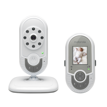 BABY MONITOR DE VIDEO Y AUDIO COMUNICADOR MOTOROLA MBP621