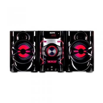 MINICOMPONENTE SANYO DCG 10 CD USB MP3 2000W AM/FM BLUETOOTH