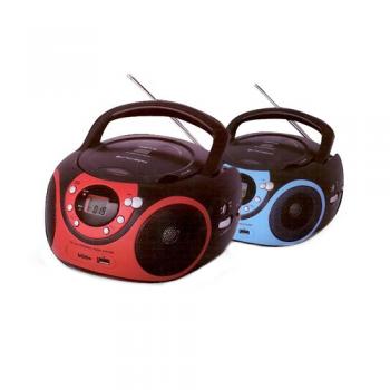 AUDIO PORTATIL STROMBERG BOOMBOX BB29 CD AM/FM MP3 USB AUX