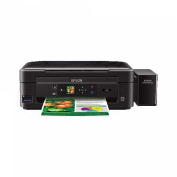 IMPRESORA MULTIFUNCION EPSON L455 ECOTANK WIFI ESCANER COPIA