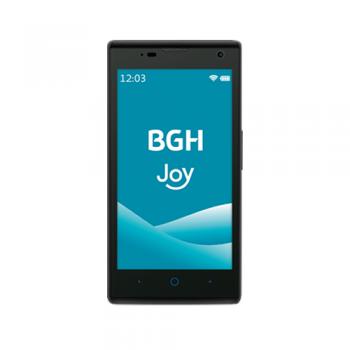 CELULAR BGH JOY A6 NEGRO ANDROID KITKAT 3G WIFI CAMARA 5 MPX