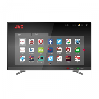 SMART TV LED 50 JVC LT50DA965 FULL HD WIFI NETFLIX