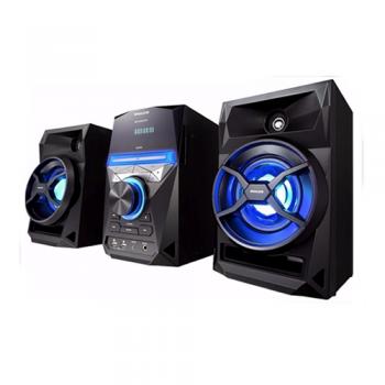 MINICOMPONENTE PHILCO SAP300 1500W PMPO USB CD MP3 RADIO