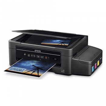 IMPRESORA MULTIFUNCION EPSON L375 ECOTANK WIFI  ESCANER COPIA
