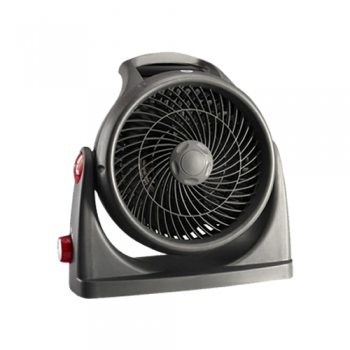 TURBO CALENTADOR ELECTRICO CLEVER TCAL2000 1000W PIE PARED