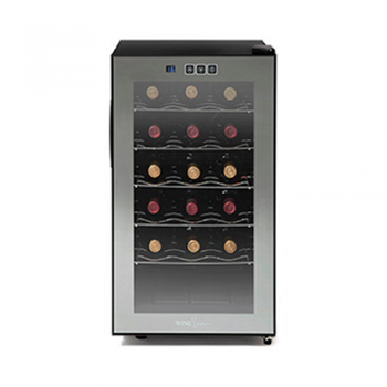 Cava Vertical Wine Collection Wc18 Capacidad 18 Botellas