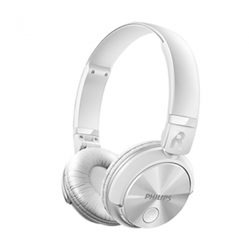 AURICULAR STEREO BLUETOOTH PHILIPS SHB3060WT/00 BLANCO