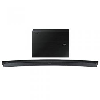 Curved Soundbar Samsung Hw-j6000zb Parlante 6.1 300w Hdmi Bluetooth