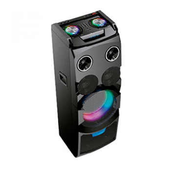 EQUIPO REPRODUCTOR STROMBERG DJ1001 BLUETOOTH 55W FM USB AUX