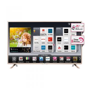 SMART TV 32 LG HD LF585B TIME MACHINE WIFI