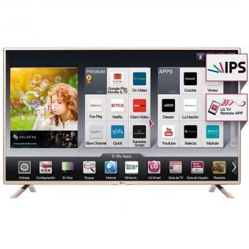 Smart Tv 42 Lg Full Hd  Lf5850 Time Machine Wifi