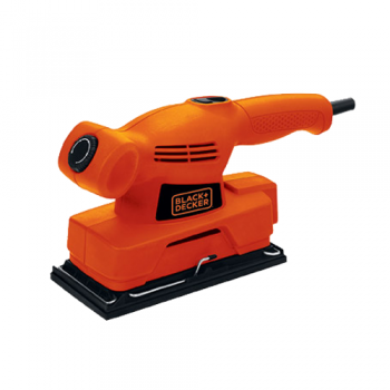 LIJADORA DE HOJA BLACK & DECKER CD455 138W MULTIUSO