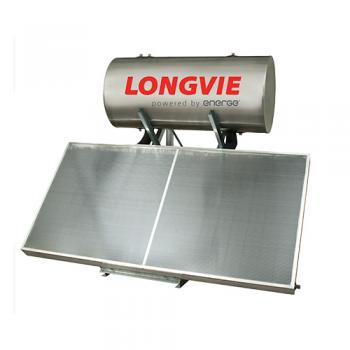 TERMOTANQUE SOLAR LONGVIE TSBP180 180L BAJA PRESION