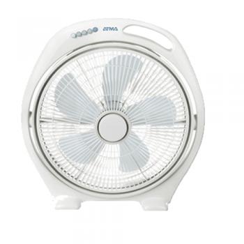 Ventilador Turbo Atma Vta1615b 70w 3 Velocidades