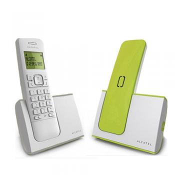 TELEFONO INALAMBRICO ALCATEL G280V VERDE DECT 6.0