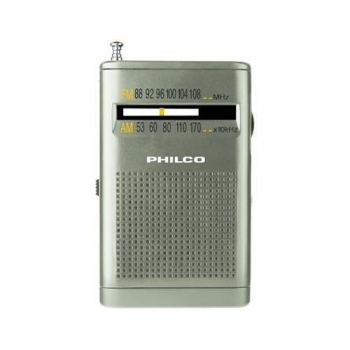 RADIO DE BOLSILLO PHILCO PRC25 AM FM ANALOGICA