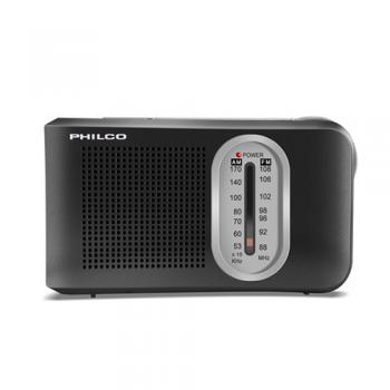 RADIO PORTATIL A PILAS PHILCO PRC35 ANALOGICA CON ANTENA