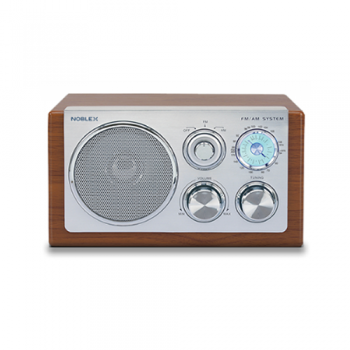 RADIO VINTAGE MADERA NOBLEX RX-40M AM/FM