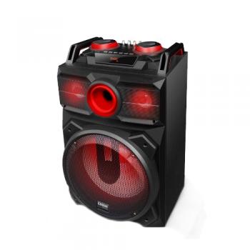 SISTEMA DE AUDIO CROWN MUSTANG DJS1201BT 1300W RMS BLUETOOTH