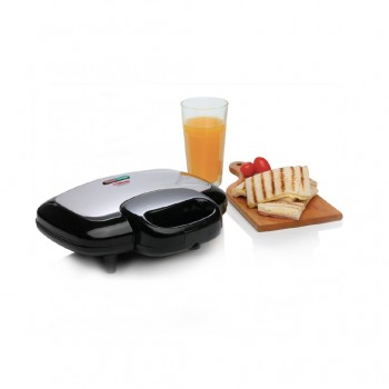 SANDWICHERA LILIANA MASTERTOST AS990 700W TOSTADORA INOX