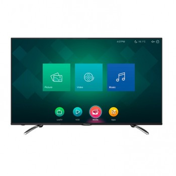 Smart Tv Led 40 Hisense hle4015rtfx Full Hd Ginga