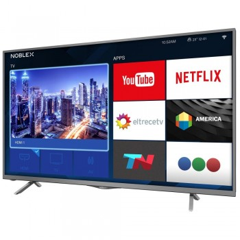 Smart Tv Led 43 Noblex Ea43x5100 Full Hd Wifi Netflix