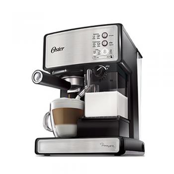 Cafetera Automatica Oster 6602s Silver 15 bares Latte Espresso