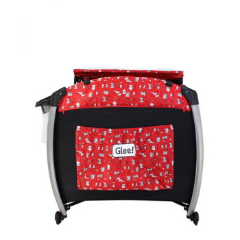 PRACTICUNA GLEE BY MILO LOCKETT A503A PLEGABLE ROJO/NEGRO