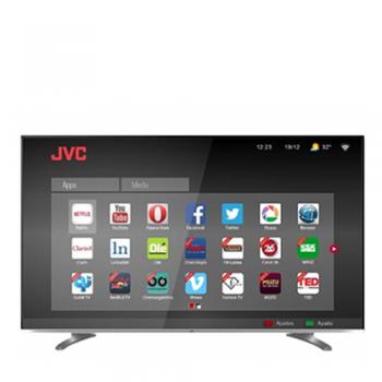 SMART LED TV 50 LT50DA770 JVC FULL HD NETFLIX WI-FI TDA