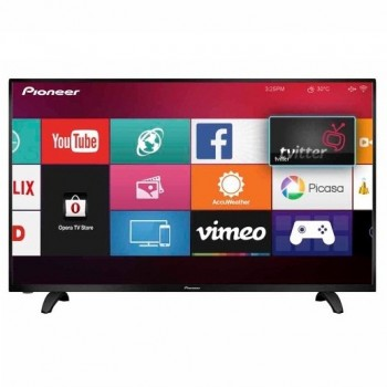 SMART LED TV PIONEER FULL HD PLE43FMS5 HDMI USB WIFI