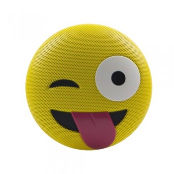Parlante Speaker Bluetooth Jamoji Just Kidding Emoji