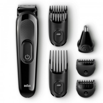 CORTA BARBA BRAUN GROOMING KIT MGK3020 RECARGABLE