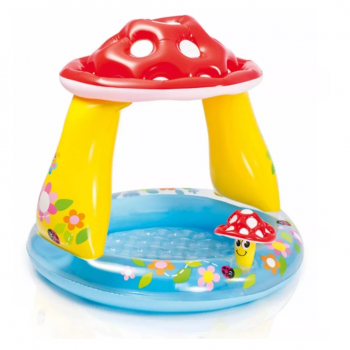 PILETA INFLABLE INTEX PLAYCENTER HONGO NEW 45LTS