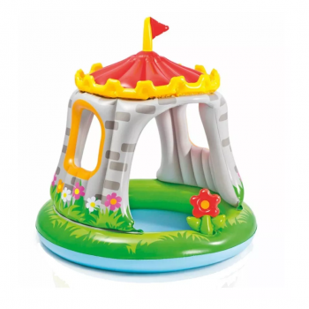 Pileta Inflable Intex Playcenter Castillo Royal 60l