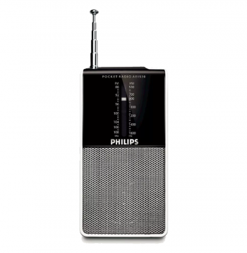 RADIO PORTATIL ANALOGICO COMPACTO PHILIPS AE1530 AM FM