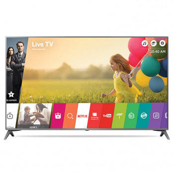 SMART TV 4K LG 49 UHD 49UJ6560