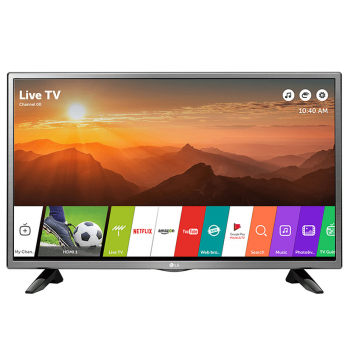 Smart Tv LG 32 Hd 32lj600b