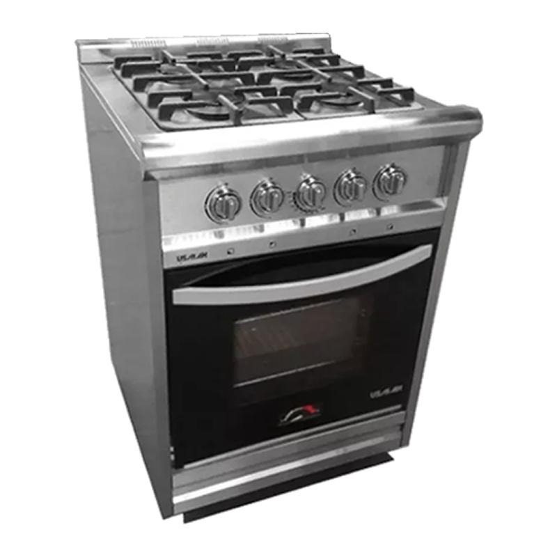 Precio cocina industrial cocina a gas fagor fuegos with for Costo cocina industrial