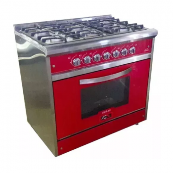 Cocina Industrial a Gas Usman Red Wine 900