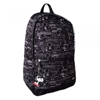 Mochila Snoopy Back To School Snp5303 Comic