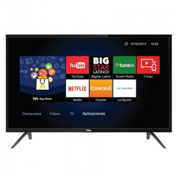 SMART TV 39 TCL FULL HD L39S4900S