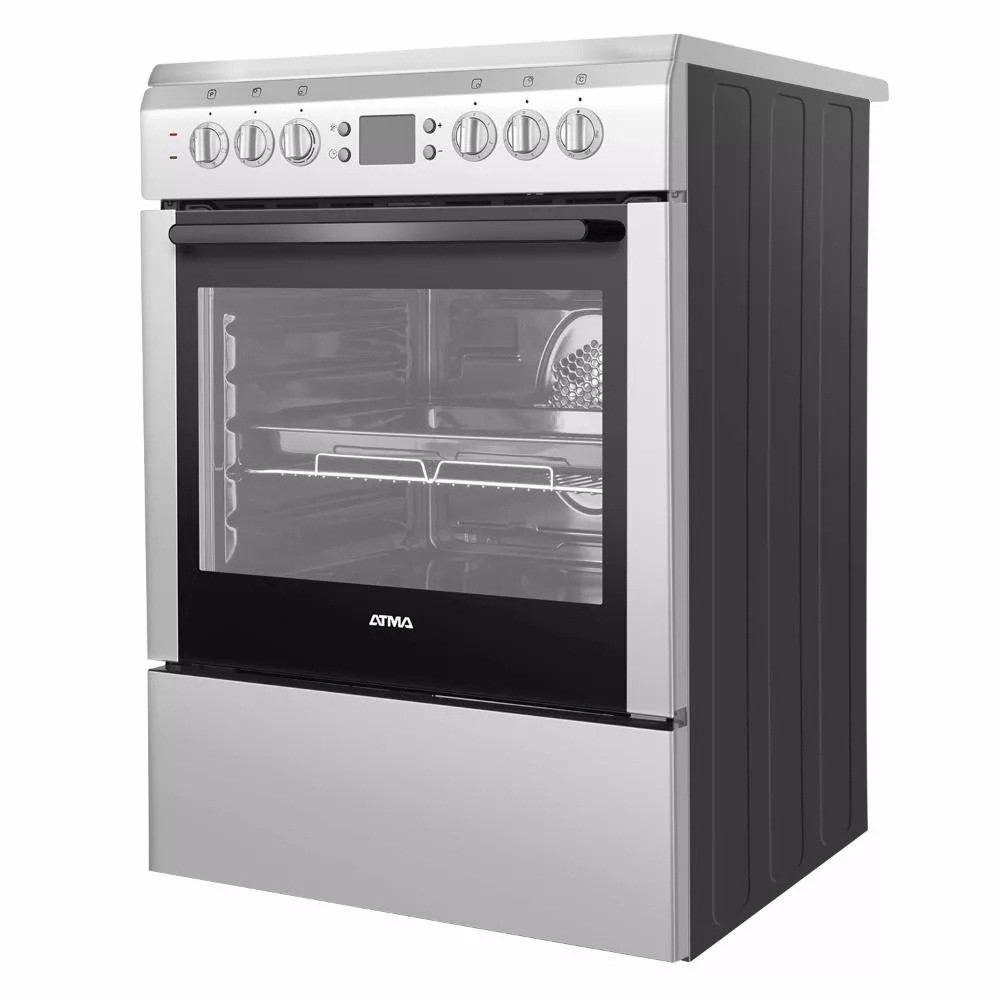 Cocina electrica vitroceramica atma cce3220x tio musa for Simulador cocinas online